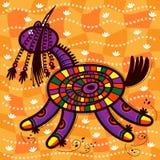 Unicorno decorativo Fotografia Stock Libera da Diritti