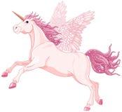 Unicorno leggiadramente Fotografie Stock