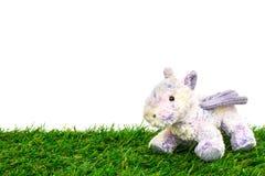 Unicorno sveglio del bambino Immagini Stock