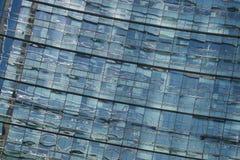 Unicredit塔在波尔塔Nuova区在米兰,意大利 免版税库存照片