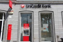 Unicredit Bank Stock Photos