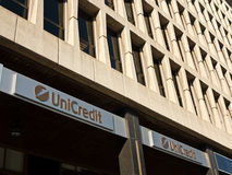Unicredit Bank Stock Photography