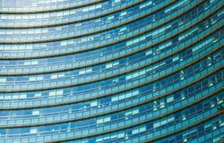 Unicredit bank skyscraper, the tallest skyscraper in Milan. Gae Aulenti square. Milan Porta Garibaldi district. Royalty Free Stock Image
