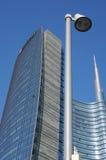 Unicredit skyscraper Stock Photo