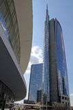 Unicredit Tower Stock Photo