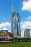 Unicredit Tower, Milan Stock Images