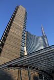 Unicredit tower Royalty Free Stock Photography