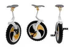 Unicycle Fotografía de archivo libre de regalías