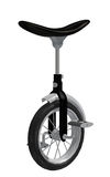 Unicycle Royalty Free Stock Photo