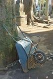 Unicycle transportu narzędzie Obrazy Royalty Free