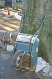 Unicycle transportu narzędzie Fotografia Royalty Free