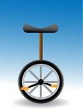 Unicycle - vecteur Images libres de droits