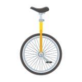Unicycle Vector Illustration Stock Photo