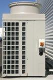 Unidad de aire acondicionado Imágenes de archivo libres de regalías