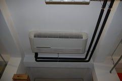Unidad de aire acondicionado interna fotos de archivo