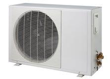Unidad de condensación 3 del aire Imagen de archivo libre de regalías