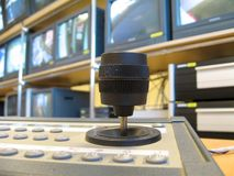 Unidad de control video Imagen de archivo libre de regalías