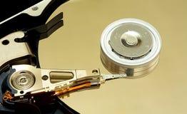 Unidad de disco duro foto de archivo
