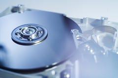Unidad de disco duro abierta Imagen de archivo libre de regalías