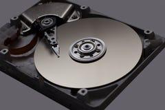 Unidad de disco duro HDD Fotografía de archivo libre de regalías