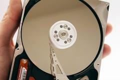 Unidad de disco duro HDD del ordenador Fotografía de archivo libre de regalías