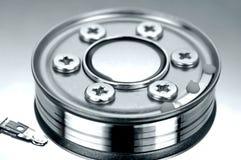 Unidad de disco duro interior Fotos de archivo libres de regalías