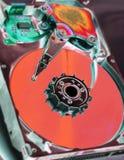 Unidad de discos duros del ordenador Imagen de archivo