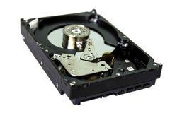 Unidad de discos duros Hdd abierto fotos de archivo