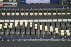 Unidad de la estación de la grabación Imagen de archivo libre de regalías
