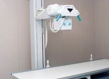 Unidad de radiografía Fotografía de archivo