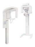 Unidad de radiografía para la odontología fotos de archivo