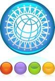 Unidad global ilustración del vector