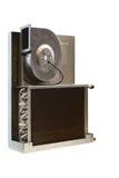Unidad industrial moderna para el aire de la limpieza y de enfriamiento Imágenes de archivo libres de regalías
