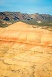 Unidad pintada de las colinas de monumento de John Day Fossil Beds National Foto de archivo