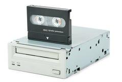 Unidad y cassette internos del bobinador fotos de archivo libres de regalías
