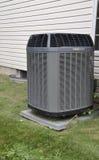 unidade ao ar livre do condicionador de ar Imagens de Stock Royalty Free
