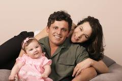 Unidade da família fotografia de stock royalty free