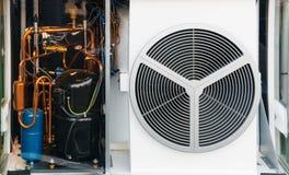 Unidade de condicionamento de ar da C.A. Foto de Stock Royalty Free