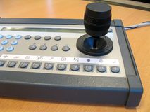 Unidade de controle video imagens de stock royalty free
