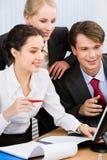 Unidade de negócio Imagem de Stock