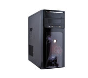 Unidade do sistema informático Fotografia de Stock Royalty Free