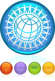 Unidade global Foto de Stock
