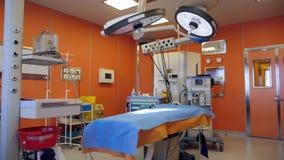 Unidade médica moderna com equipamento especial vídeos de arquivo