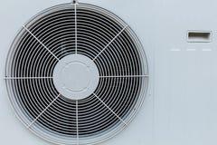 Unidades de acondicionador de aire Foto de archivo libre de regalías
