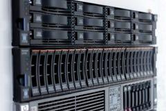 Unidades de almacenamiento del disco Foto de archivo
