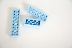 Unidades de creación azules Fotografía de archivo libre de regalías