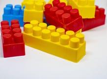 Unidades de creación plásticas de los juguetes foto de archivo