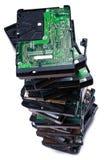 Unidades de disco duro Foto de archivo libre de regalías