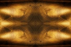 Unidades de oro de la textura en un fondo negro fotos de archivo libres de regalías
