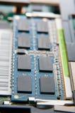 Unidades do Ram Imagens de Stock